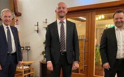 Martin Horvath ist neuer WK-Vizepräsident