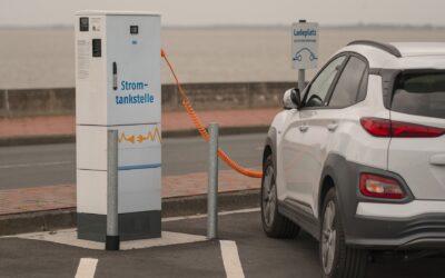 46 Millionen Fördermittel für E-Fahrzeuge